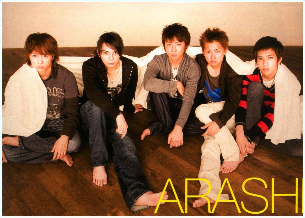 PROYECTOS TERMINADOS DE ARASHI Arashi